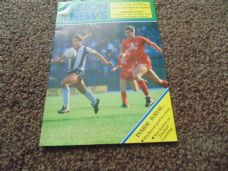 West Bromwich Albion v Grimsby Town, 1986/87